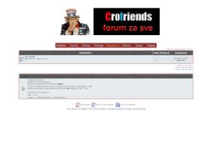 Forum za sve-crofriends