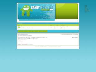 Candy Monster skin v1.0