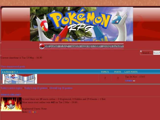 Pokemon Flames