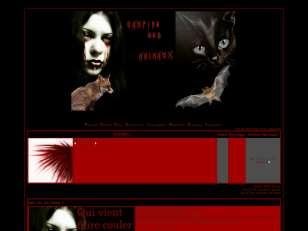 Vampire des animaux 1