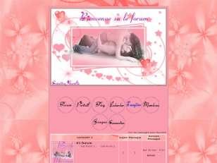 st valentin en rose