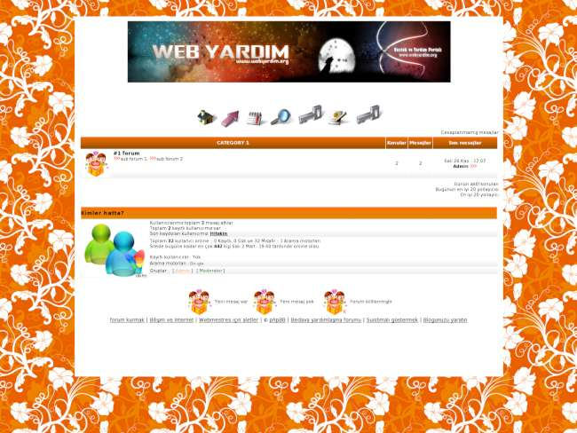 Yd style theme - by : ...