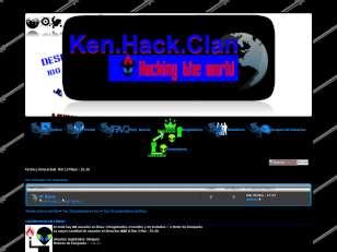 Ken hack clan [hacking...