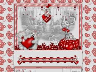 Teddy Creddy Valentine
