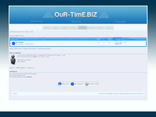 Our-time v1.9
