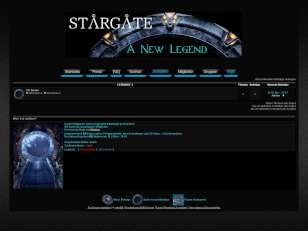 Stargate legend