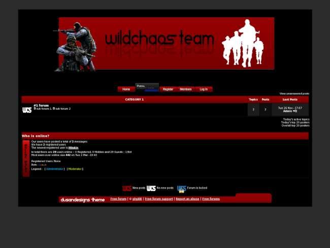 DusanDesigns - Gaming Skin