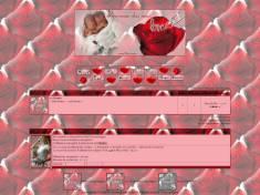 St valentin baby