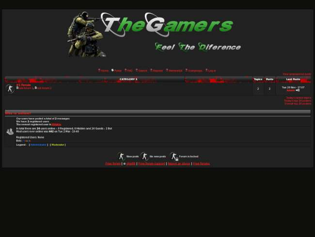 The-gamers.forumer.ro ...