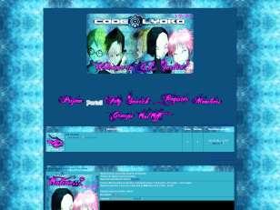 Code lyoko blue