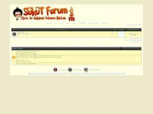 Sukut Forum Teması