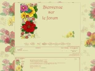 Poésie fleurie
