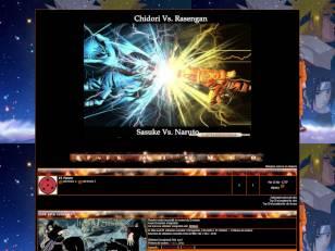 Naruto vs Sasuke vs It...