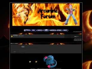 Pokemon arcanine forum
