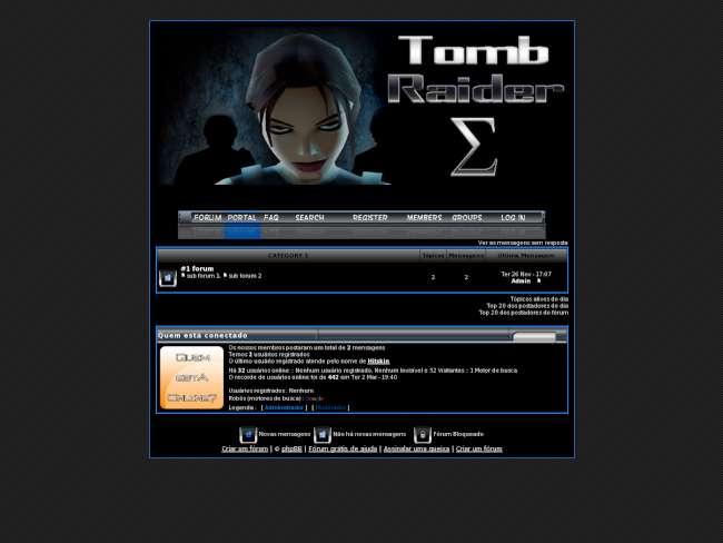 Tomb Raider: Sigmas