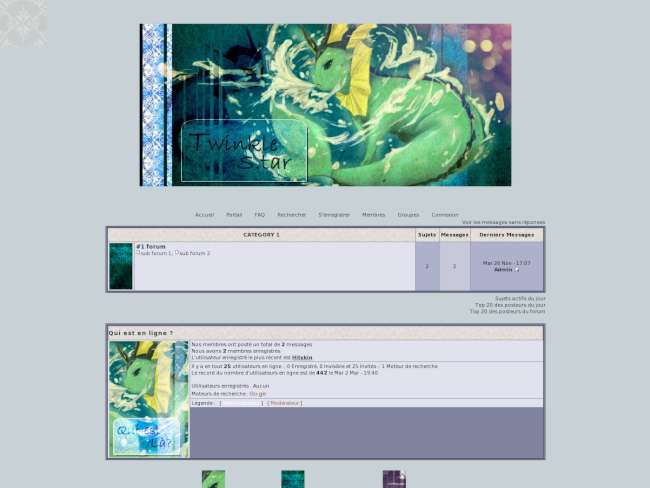 Aquali's theme