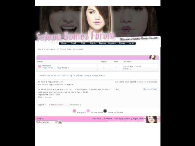 Selena gomez pink skin