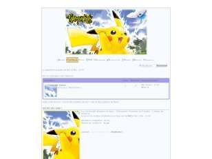 Pokémon  - thème pikac...