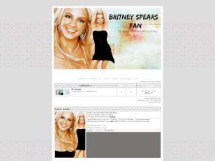 Britney spears fantr