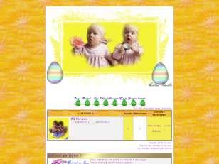 Paques jaunes