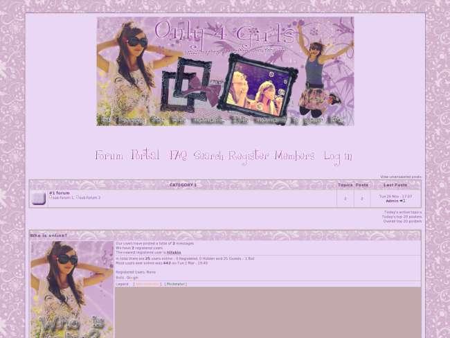 Ofg violet
