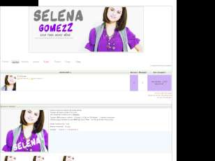 Selena gomez fan♥byekin