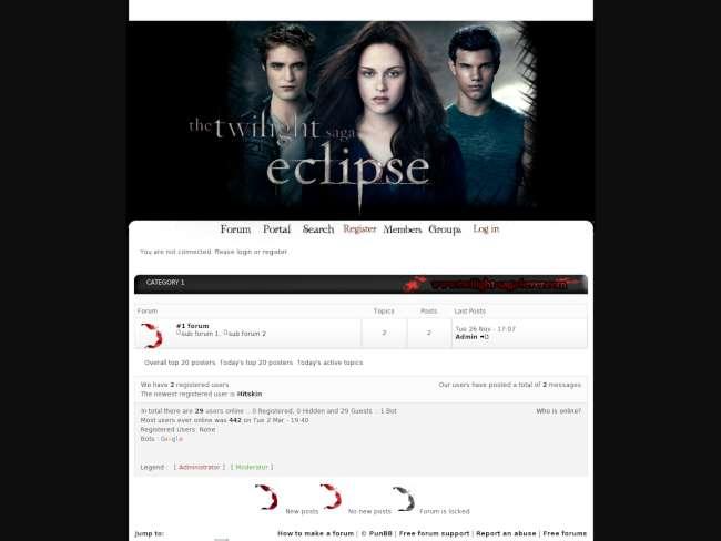 Twilightsaga-4ever.com