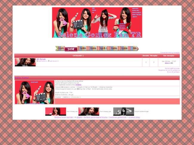 Selena gomez fan tr  |...