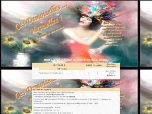 Demoiselles virtuelles