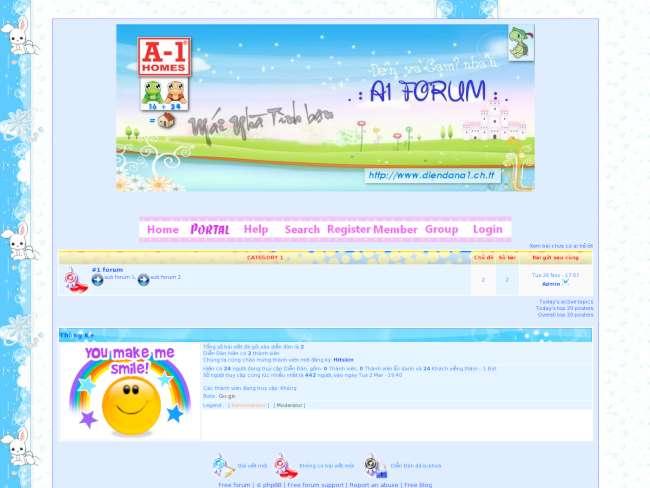 Happy a1 forum 1.3