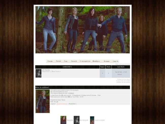 Twilight forum 2