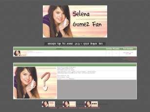 Selena gomez fan♥byeki...