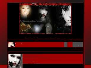 Vampire et animaux