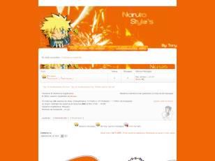 Naruto style`s
