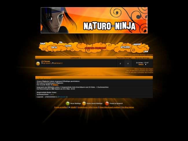 Naturo-ninja