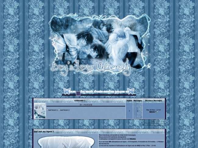 Yaoi blue