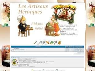 Artisans héroïques