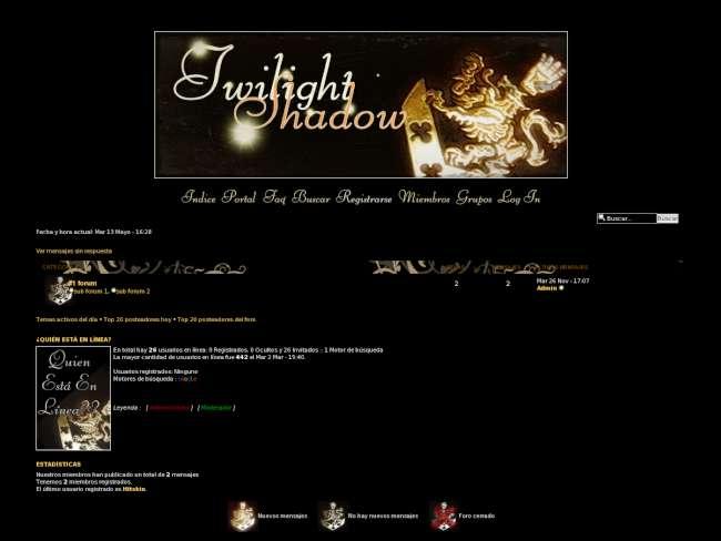 Twilight~Shadow