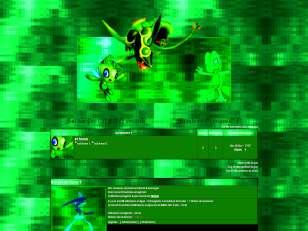 Pokémon vert