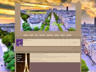 Welcome to paris 2