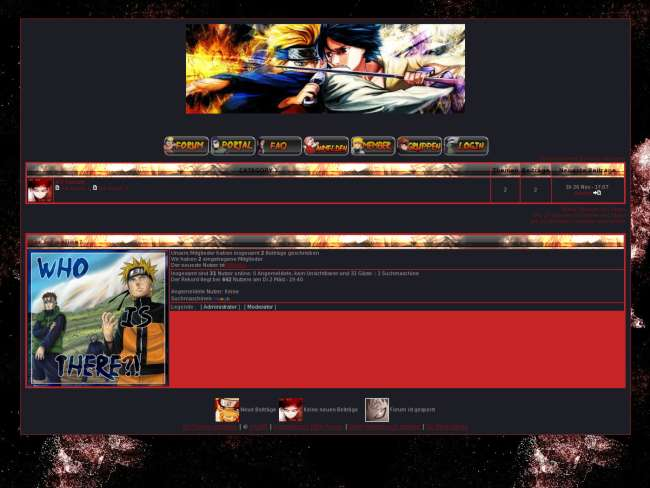 Naruto styl