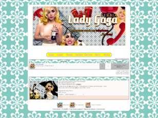 Lady Gaga Serbia Telep...