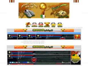 كاس العالم الجديد 2010...