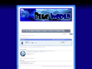 Blue World CS