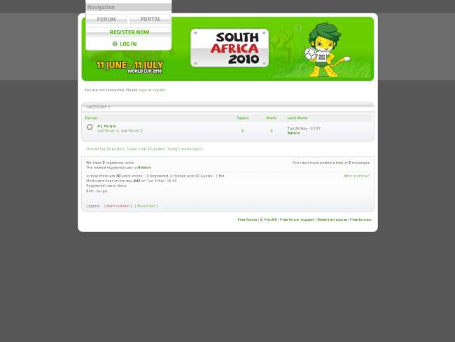 Fifa 2010 south africa...