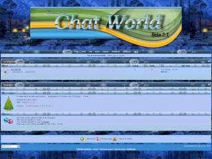 Chat world xmas