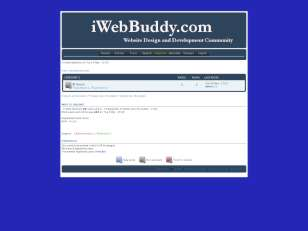 Iwebbuddy.com dark night