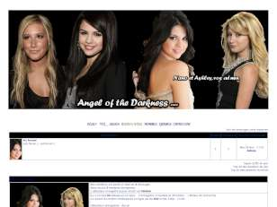 Angel of tthe darkness...