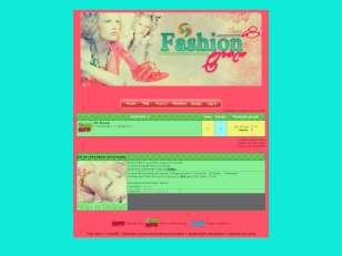 Fashion world skin by ...