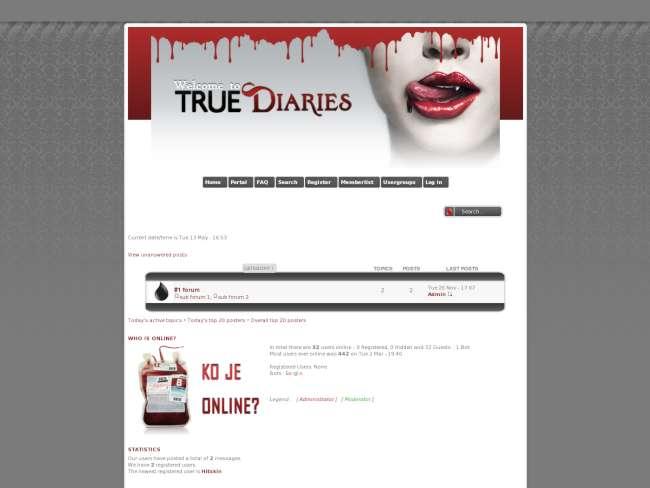 True Blood Fever